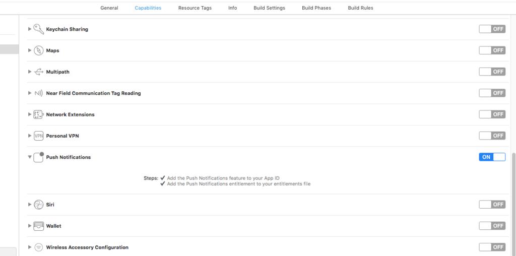 itechinsiders - add in firebase iOS login