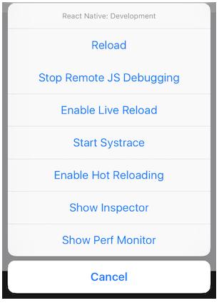 https://www.itechinsiders.com/ - react native app console